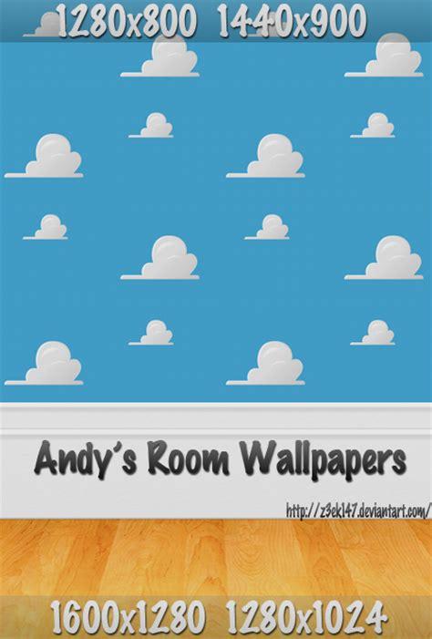 Andy S Room Wallpaper - andy s room wallpapers by z3ek147 on deviantart