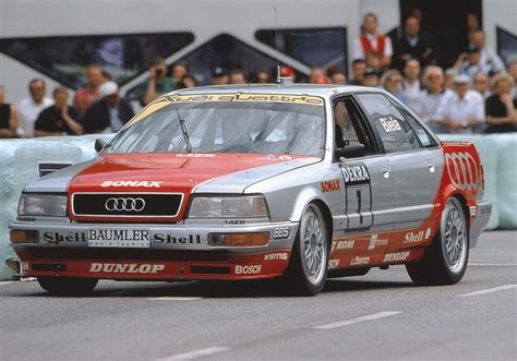 V8 Audi by 1990 Audi V8 Quattro Dtm Audi Supercars Net