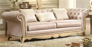fabric sofa with wood trim images