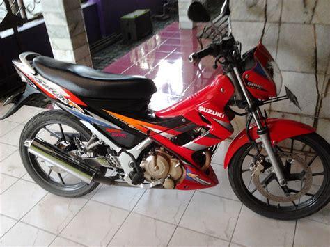 Spakbor Satria Fu Cbu satria fu 2005 2006 merah hitam cbu koleksi satria fu