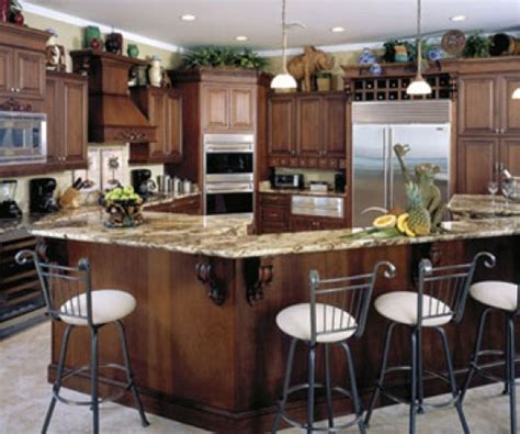 kitchen furnishing ideas decorating ideas for above kitchen cabinets room