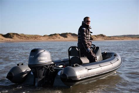 big rib boat less is more five quality 15 footers boats