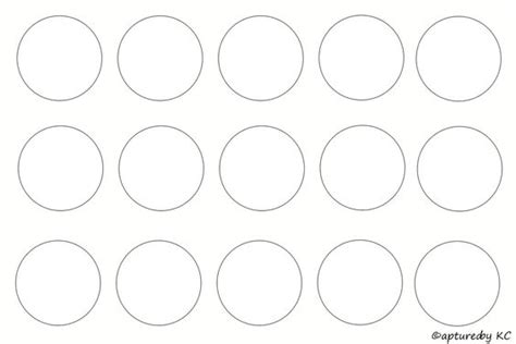 free bottle cap template sheet 4x6 by capturedbykc