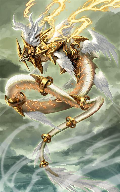 chinese water dragon lighting realistic dragon drawings design trends premium psd