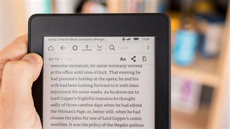 amazon kindle paperwhite review   kindle