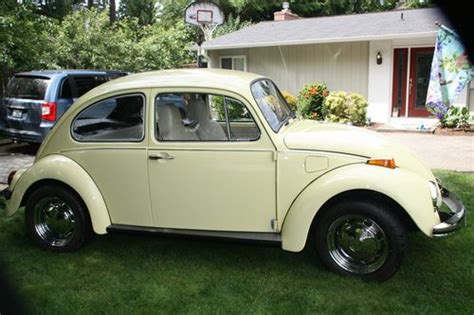 used volkswagen beetle 5000 purchase used 1970 vw beetle excellent condition total
