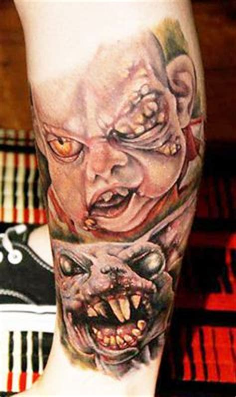 james johnson tattoos artist maxx horror horror