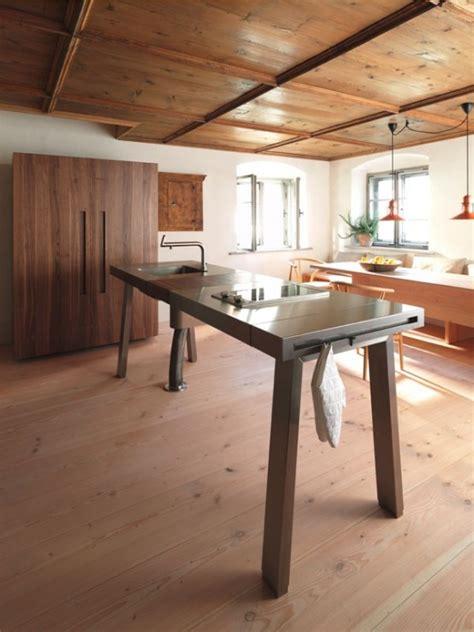 64 Unique Kitchen Island Designs   DigsDigs