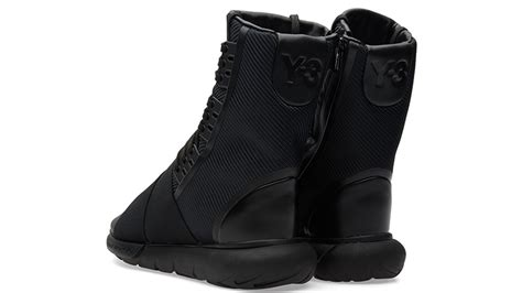 y3 boots adidas y3 qasa boot the sole supplier