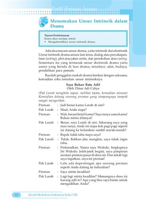 Proyektor Untuk Kelas Contoh Drama Bahasa Indonesia Kelas Xi Rumamu Di