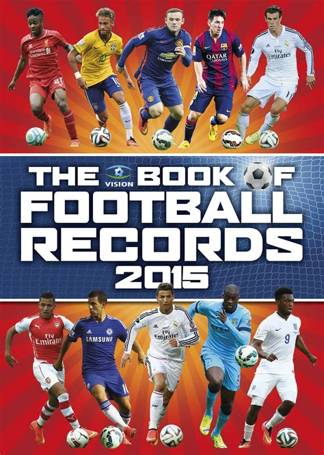 vision book of football the vision book of football records 2015 newsouth books