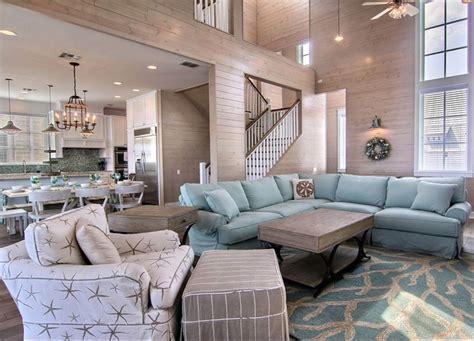 living room beach house living room ideas with fish sea la vie cinnamon shore port aransas texas house