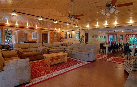 Timbertop Luxury Cabins by Timber Tops Luxury Cabin Rentals Sevierville Tn
