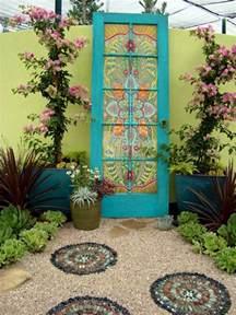 garden decorating ideas on a budget beautiful and easy diy vintage garden decor ideas on a