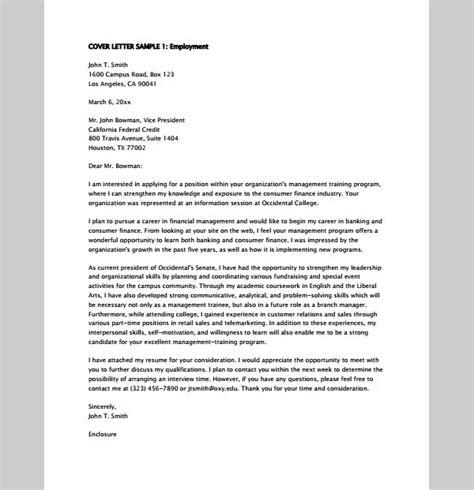 cover letter for graduate trainee program cover letter graduate management trainee