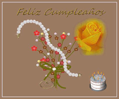 Imagenes Bonitas De Cumpleaños Con Flores | feliz cumplea 241 os bonitas flores y collar ツ imagenes para