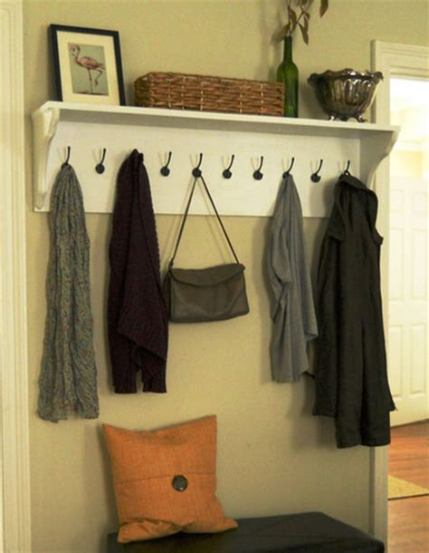 entryway hooks entryway mirror with shelf and hooks quotes