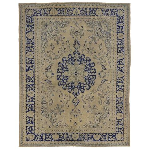 oushak style rugs semi antique turkish oushak rug with chinoiserie chic style for sale at 1stdibs