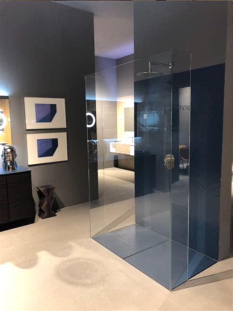 parete fissa doccia box doccia parete fissa unica su misura in vetro cristallo