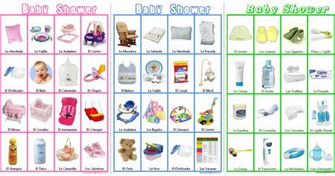 enlacedosmil loteria para baby shower