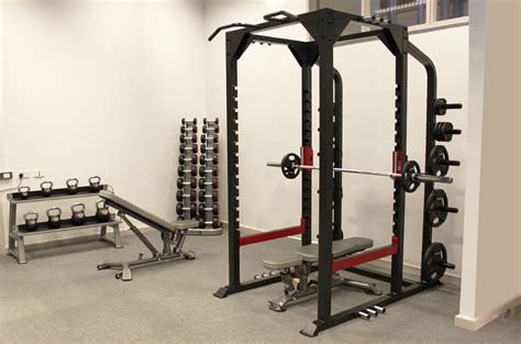 power rack with bench 100 bench in power rack your home garage gym texags best power rack u0026 squat