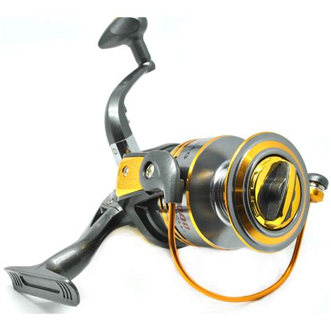 Reel Pancing Golden Fish debao gulungan pancing db6000a metal fishing spin reel 10 bearing golden