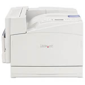 wide format color laser printer superwarehouse lexmark c935dn wide format color laser