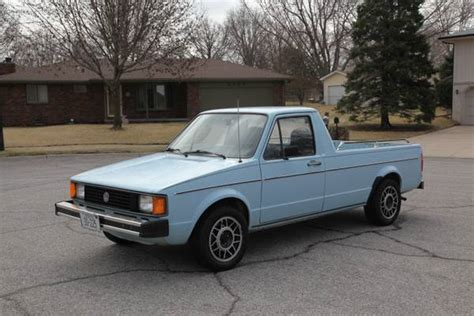 volkswagen rabbit truck volkswagen rabbit pickup archives buy classic volks