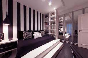 interior color trends lavender black and white home