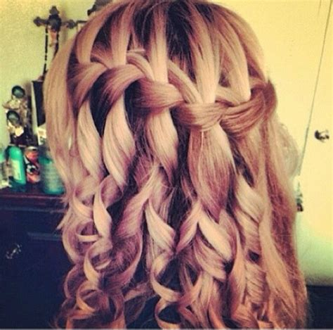 cute ideas to to your hair with a wand cute prom hairstyle ideas trusper