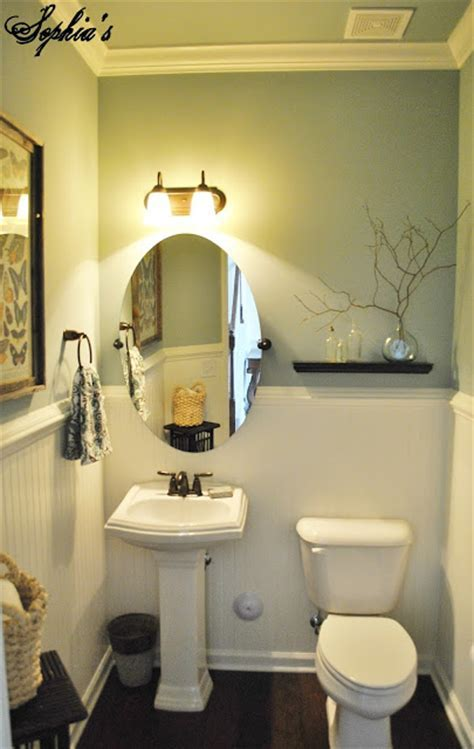 Sophia's: Powder Room Makeover