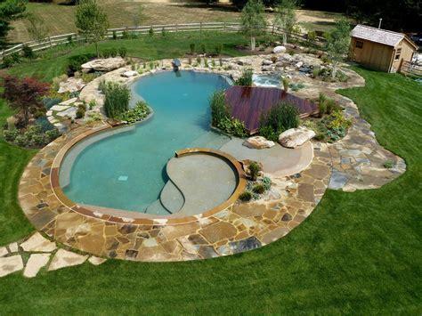 Backyard Pools La Times Swimming Pools La Times