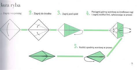 origami rodzaje i bazy origami