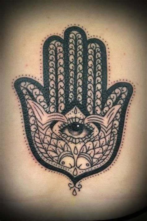 Hamsa Tattoos Protect Lucky Spirits « Tattoo Pictures « Ratta Tattoo