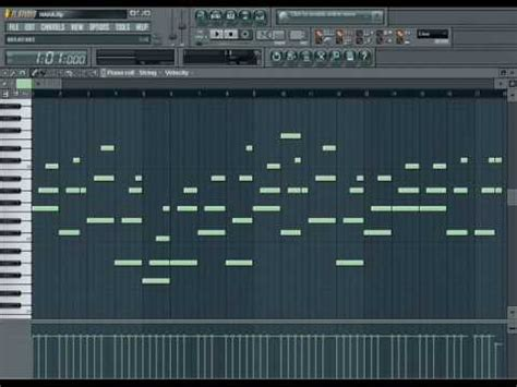 fl studio realistic piano melodies fl studio haha my first piano melody youtube