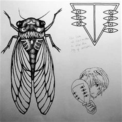 doodle bugs paragon indiana cicada by colin mcclain at skinquake in bloomington