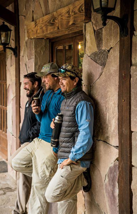Garden And Gun Patagonia Argentine Fishing Patagonia Garden Gun