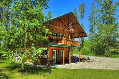 Cabins Glacier National Park by Glacier National Park Weddings Glacier Raft Company