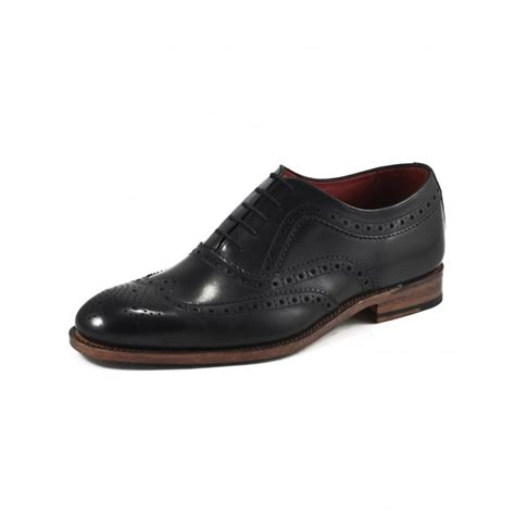 loake oxford shoes loake fearnley brogue oxford shoes loake from gibbs