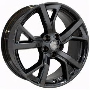 Nissan Maxima Wheels Nissan Maxima Style Replica Wheel Black Chrome 19x8