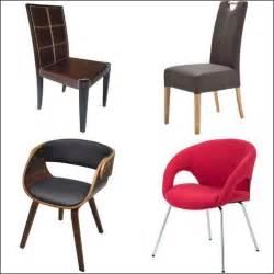 chaises de salle à manger pas cher chaises salle a manger moderne pas cher
