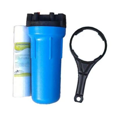 Sedimen Watertech 10 ecopure 2 5 x 10 inch sediment water filter system