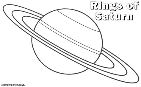 Saturn V Coloring Page by Coloring Pages Of Saturn 2111432