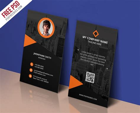 100 Free Business Cards Psd 187 The Best Of Free Business Cards Card Psd Template Free
