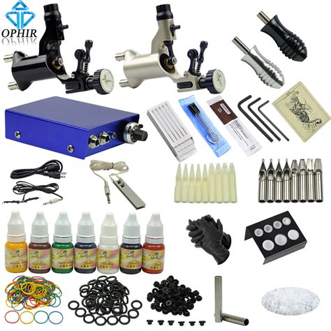 hot sales lots 2 x rotary tattoo machine guns full aliexpress com buy 2016 hot sale ophir pro 2 rotary