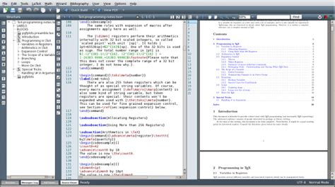 latex tutorial for mathematics use latex in ubuntu 14 04 and linux mint 17 with texmaker