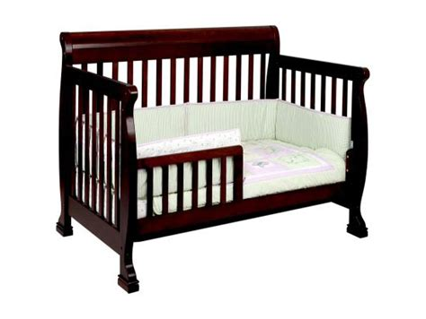 Davinci Kalani 4 In 1 Convertible Crib With Toddler Rail Save On Furniture Purchase Cost With The Davinci Kalani 4 In 1 Convertible Crib Green Design