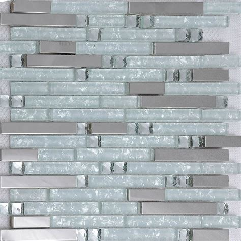 glass mosaic tile kitchen backsplash silver metallic mosaic tile glass mosaic tile kitchen