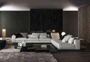 Designer Homes Interior minotti collection 2016 a new way of designing elle