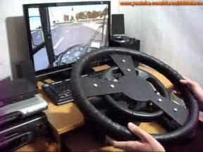 Steering Wheel For Omsi 2 Omsi Logitech G27 Mit Conti Lenkrad Funnydog Tv